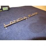 Lancia Flavia PF Coupe trunk logos