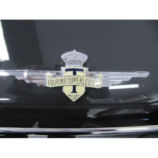"Lancia Flaminia GT / GTL / Convertible badge ""Touring Milano"""