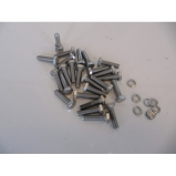 Lancia Flaminia / Flavia / Fulvia disc-brake caliper bolts