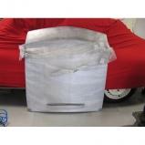 Lancia Fulvia Coupe bonnet