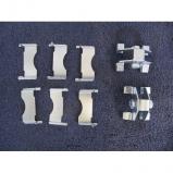 Lancia Flaminia / Flavia / Fulvia brake pads security lock + disc brake pad positioner
