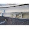 Lancia Aurelia B-24 convertible (Europa) stainless steel bumpers