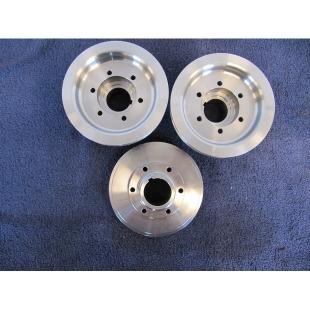 Lancia Flaminia crankshaft pulley