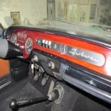 Lancia Fulvia Coupe dashboard