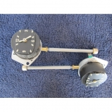 Dashboard clocks Lancia Aurelia & Lancia Flaminia