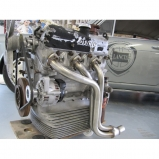 Exhaust manifold system for Lancia Flaminia