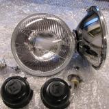 H4 headlamp for Lancia Fulvia Fanalone 1st series 1600 CC HF