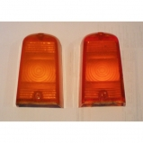 Plastic blinkers for Lancia Appia serie 3