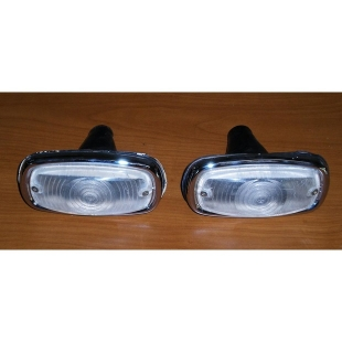 City light for Lancia Appia serie 3