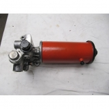 Lancia Flavia oil filter mounting unit + filter housing/unit