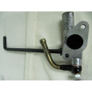 Lancia Flavia H2O radiator switches