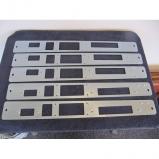 Lancia Flaminia relais mount strip