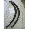 New rear springs for Lancia Flaminia PF Coupe