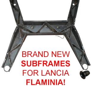 Lancia Flaminia subframe