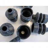 Transaxle dust guard rubbers